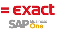 Exact and SAP logo